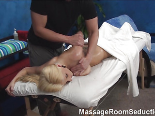 If u want to spend unforgettable time witnessing how pretty male masseur is screwing beautiful..