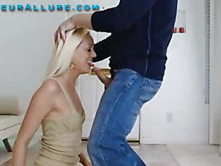 Kacey is a marvelous twenty one year old blond and that sweetheart is returned for her second..