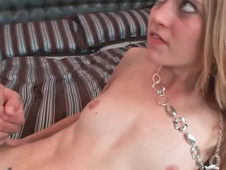 Michelle Honeywell getting nicely rammed in her freshly shaved muff
