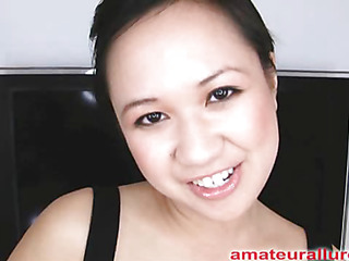 Carmina is an oriental slut out of gag reflex. That Babe takes a ramrod all the way down her..