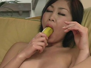 Breasty lady demonstrates anything this babe got and masturbates