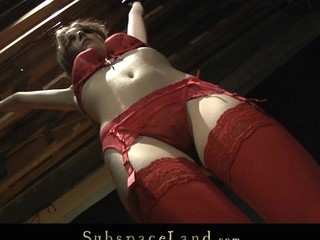 Tina Blade is a large gift for Dom now, when that guy wants a sensitive kinky servitude..